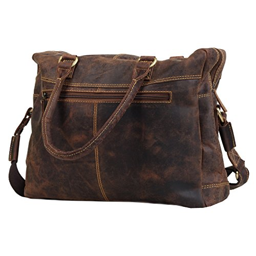 Greenburry Vintage Sac à main 38 cm brown
