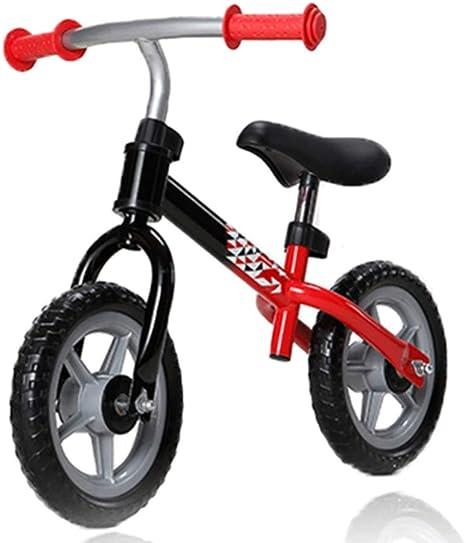 GSDZN - Bicicleta Sin Pedales para Niños, 10 Pulgadas, Cuadro De ...