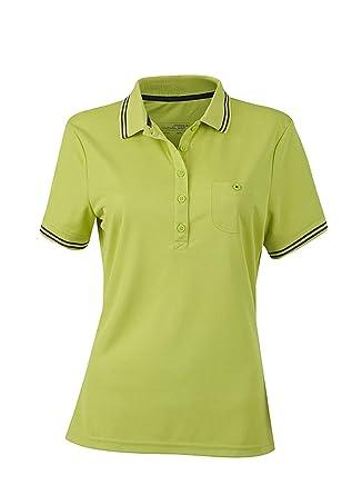 2Store24 Camiseta Polo Funcional Muy ponible Camiseta Polo Mujer ...