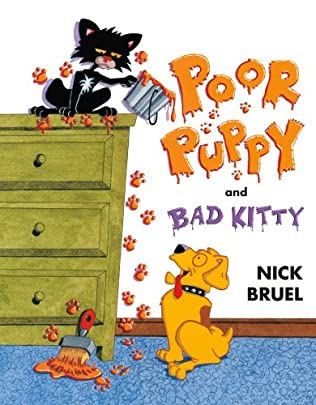 book cover of Poor Puppy and  Bad Kitty
