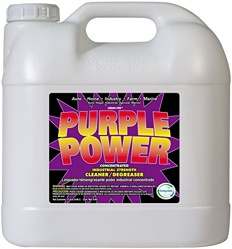 Purple Power (4322P) Industrial Strength Cleaner and Degreaser - 2.5 Gallon (Purple Magic Cleaner)