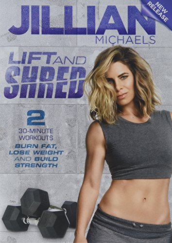 Jillian Michaels Lift & Shred (30 Day Butt Lift Before And After)