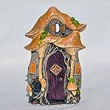 Miniature Garden Leap Frog Fairy Door