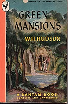 Green Mansions by W. H. Hudson science fiction and fantasy book and audiobook reviews