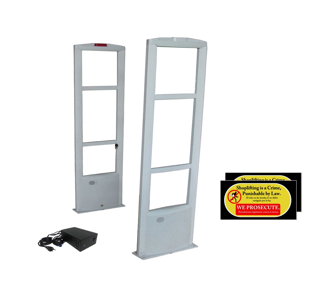 Checkpoint Compatible EAS RF 8.2 MHz Retail Store Security Antenna System - Ships from USA and