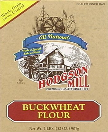 Flour Buckwheat Gluten-Free (Pack of 6)