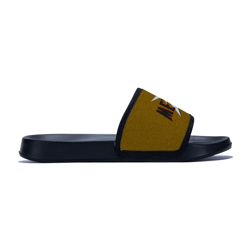 Fuze Boys Girls Sandal Bath Shower Pool Swimming Slide Sandal Slippers Little Kid//Big Kid