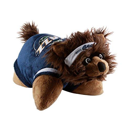 fan products of NBA Utah Jazz Mini Pillow Pet, Medium, Blue