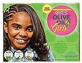 Beauty : Organic R/S Root Stimulator Girls Relaxer Kit