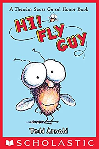 book cover of Hi, Fly Guy!