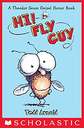 free shipping abe06 ae7c4 Hi, Fly Guy! (Fly Guy  1) - Kindle edition by Tedd Arnold. Children ...