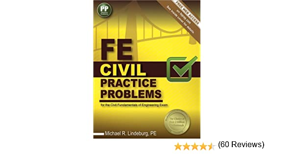 Fe civil practice problems by michael r lindeburg pe 2014 02 25 fe civil practice problems by michael r lindeburg pe 2014 02 25 michael r lindeburg pe amazon books fandeluxe Image collections
