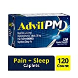 Advil PM (120 Count) Pain Reliever/Nighttime