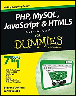 Book PHP, MySQL, JavaScript & HTML5 All-in-One For Dummies