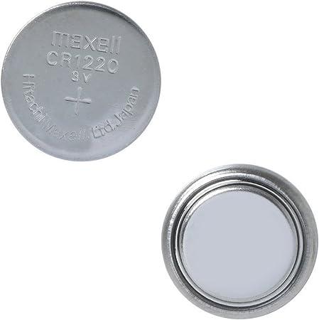 Maxell Cr1220 3v Lithium Coin Cell Watch Batteries 10 Elektronik