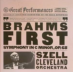 Brahms: First Symphony
