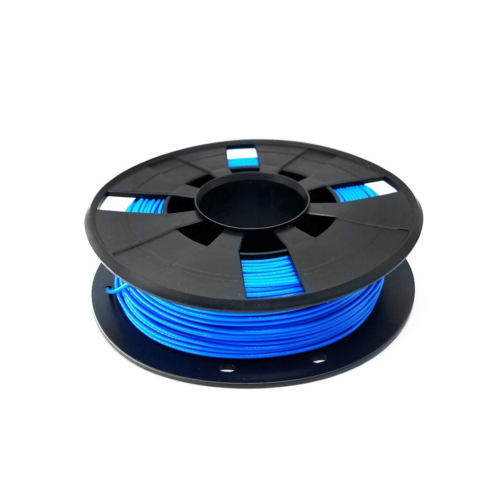 UsongShine 3D Druck ABS Filament 1,75 mm 1kg Rolle für 3D Drucker oder Stift in Vakuumverpackung (Blau)
