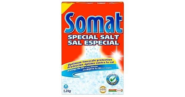 Amazon.com: Miele: Somat lavaplatos Sal (b1640) – caso de 8 ...
