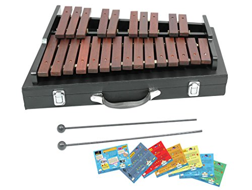 DLuca XL225A Chromatic Xylophone Carrying product image