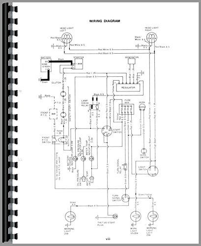 Astounding Yanmar 1600 Tractor Wiring Diagram General Wiring Diagram Data Wiring Digital Resources Aeocykbiperorg