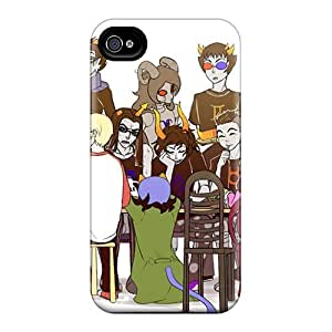 AlissaDubois iphone 6 plus 5.5 Shock Absorption Hard Cell-phone Cases Allow Personal Design High-definition Homestuck Image [OPX3619fTSK]