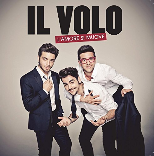 CD : Il Volo - L'amore Si Muove (Holland - Import)