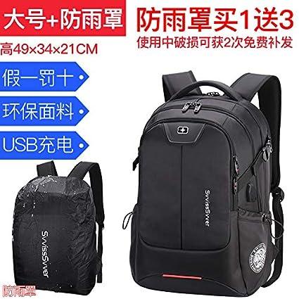 2cb53303ffae Amazon.com : t:mon Swiss Army Knife Shoulder Bag Man Backpack ...