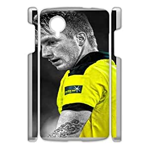 Marco Reus For Google Nexus 5 Cases Cover Cell Phone Cases STL563815