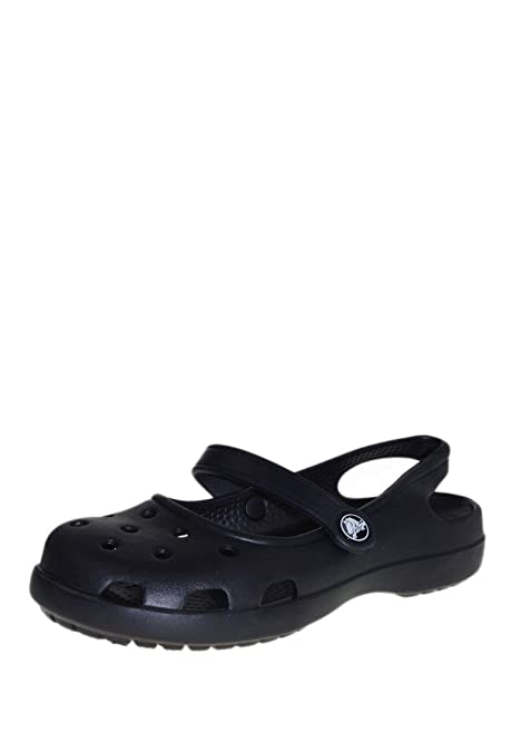 41bc530b8 crocs Women s Shayna Mary Jane Black (Black) 4 UK  Buy Online at Low ...