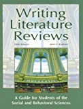 Writing Literature Reviews, Jose L. Galvan, 1936523035