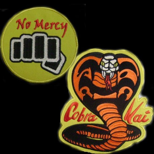 Cobra Kai Patch set