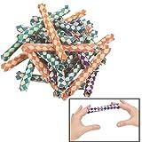 Fun Express 72 Chinese Finger Traps