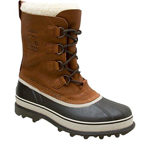- Sorel Men's Caribou Wool NM4181 Boot,Tobacco,15 M
