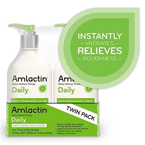 AmLactin Daily Moisturizing Body Lotion with Alpha-Hydroxy Therapy, 15.8 Fluid Ounce by AmLactin (Image #4)