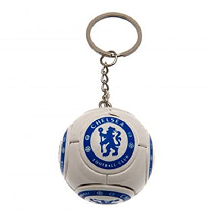 Chelsea Fc Football Keyring Official Merchandise
