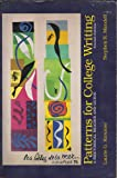 Patterns for College Writing, Laurie G. Kirszner and Stephen R. Mandell, 0312598122