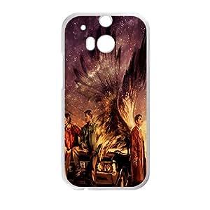 HTC One M8 Case,supernatural fan art Design Cover Premium Slim Fit Thin Shock Resistant Case
