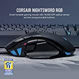 Corsair Nightsword RGB - Comfort Performance