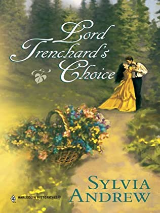 book cover of Lord Trenchard\'s Choice