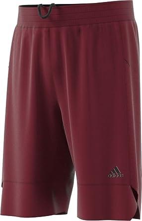 Amazon.com: Adidas - Pantalones cortos de baloncesto para ...
