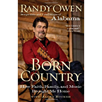 Born Country: How Faith, Family, and Music Brought Me Home book cover
