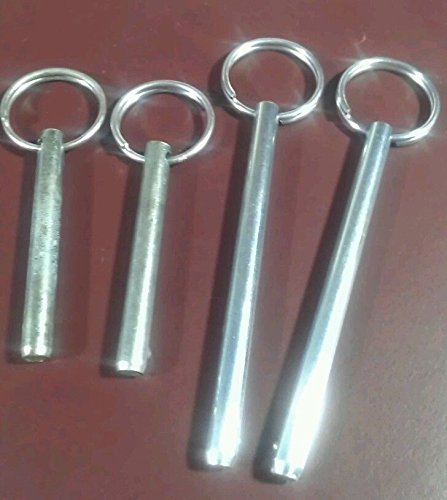 BRAND NEW Total Gym Hitch Pins fit Models XLS FIT 2000 3000 XL (Xls Model)