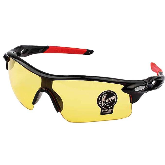 db1485908b Gafas de sol de ciclismo deportivas Outdoor Sport Cycling Bicycle Riding  Gafas de protección UV400 (