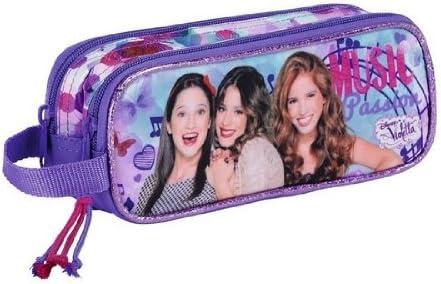Violetta - Portatodo Doble (SAFTA 811447513): Amazon.es: Ropa y accesorios