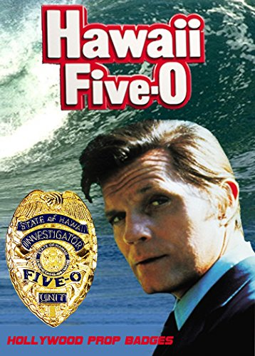 Classic Hawaii Five-O Unit, State of Hawaii Investigator