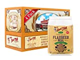Bob's Red Mill Organic Brown Flaxseed Meal, 32 Ounce (Pack of 4) (Package May Vary)