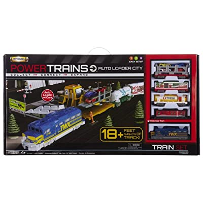Power Trains Auto Loader City from Power Trains