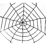 Outdoor Gigant Spinnennetz 150cm - Perfekte Deko für jede Halloween-Party!