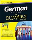 img - for German All-in-One For Dummies, with CD book / textbook / text book