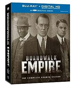 Boardwalk Empire: The Complete Fourth Season (BD) [Blu-ray]